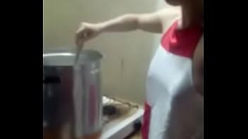 Cocina desnuda
