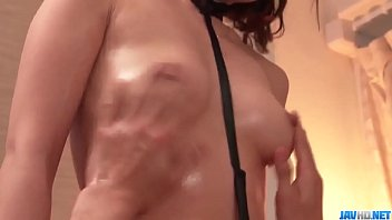 Nana Nakamura gives massage and receives cock in return - More at 69avs com