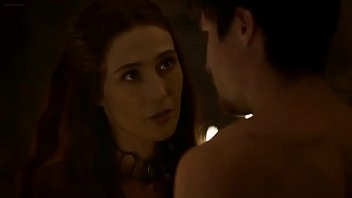 Carice van Houten Melisandre Sex Scene Game Of Thrones 2013