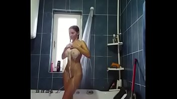 Sultry in the Shower