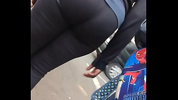Hillbrow ass in spandex