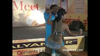 Neha hot arkestra Dance