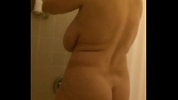 Mama nudes Moms big boobs in the shower by marierocks