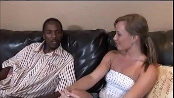 Attractive Jordan Nevaeh Spreads Her Long Legs For A Big Black Cock