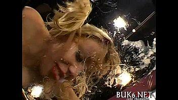 Facial spunk fountain fiesta