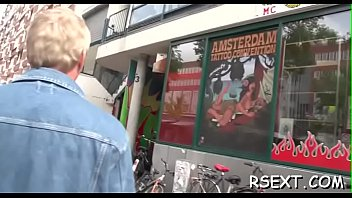 Dude gives journey of amsterdam