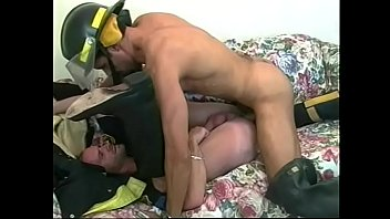 The gay police association in scotland Fireman fucks gay police officers ass on couch then cums on his abs