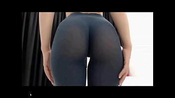 Pantyhose leg ads Best ass in leggings