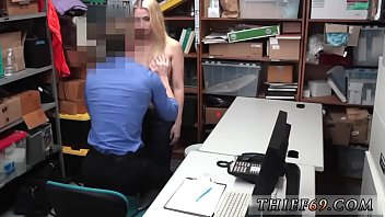 Cop and inmate first time A mother and companion's daughter who have