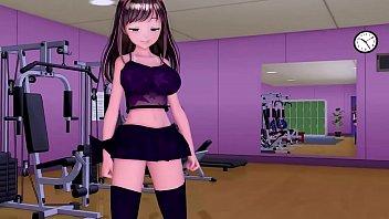 MMD workout