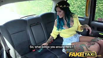 Fake taxi ass to mouth with tattooed dirty british babe alexxa vice thumbnail