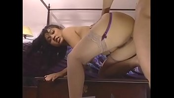 Sexy young exotic girl with giant melons Mika Tan loves dildo play and getting fucked