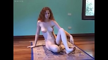 Dieana nude - Nude yoga - videos from the past