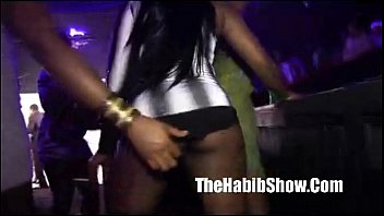 Club Diversity Ass shaking Contest