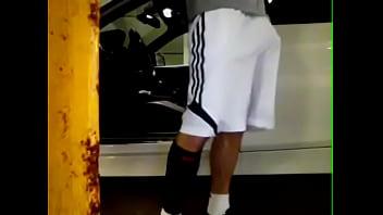 Free gay shorts bulge gallery - Football shorts bulge