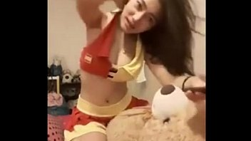 Hot asian on cam