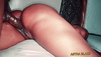 Young yellow skin shy girl gets tricked to act porn and gets pussy fucked and cum on ass