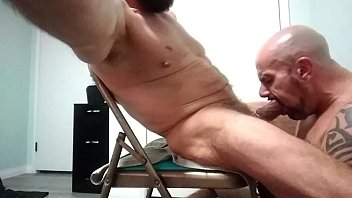 Gay man sucking penis Sucking the big penis