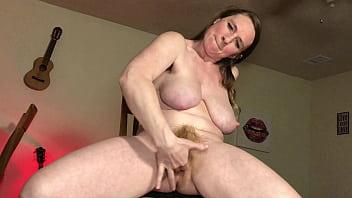 Dirty Talking Flexible Wife Cum Over Chair - BunnieAndTheDude