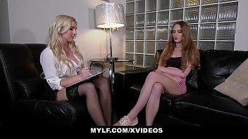 MYLF - Hot Psychologist Christie Stevens Seduces Her Patient