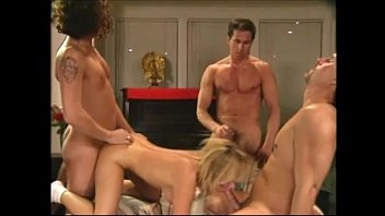 Gang Bang Wild Style 2 (1994) - Amanda rae  with Tom byron ,Peter North,Joey Si