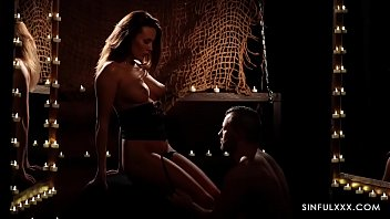 Sensual Couple Takes Intimacy To a Whole New Level