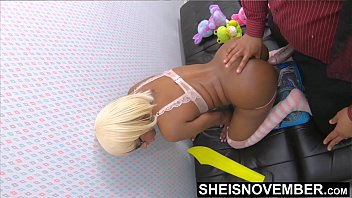 Analized!!! I'm Going To Fuck You In Your Dirty Ass Until Your Mom Gets Home, Scared Ebony Step Daughter Msnovember Get Brutal Anal From Crazy Step Dad On Sheisnovember video