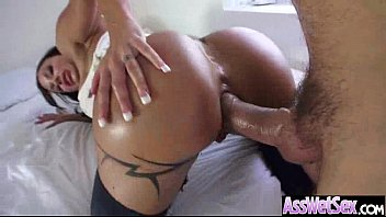 Deep Anal Sex With Big Round Butt Oiled Hot Girl (jewels jade) video-14