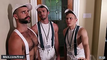 Beau Reed and Ethan Chase and Teddy Torres and William Sawyer - Supervisor Part 3 - The Gay Office - Men.com