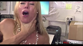 Sexy Big Tits Boss Wife Alexis Fawx Cheats On Husband With Young New Hire Guy