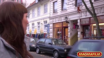 MAGMA FILM Fat Black Anal Creampie