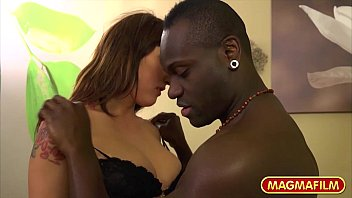 MAGMA FILM Fat Black Anal Creampie