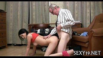 Slender youthful porn