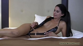 I will give you a nice little peek at my new panties JOI