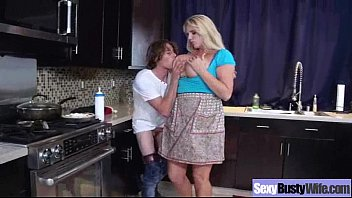 Superb Wife (karen fisher) With Big Tits Like Intercorse video-20