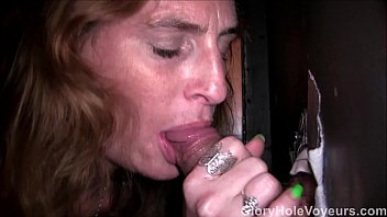 White MILFs Gloryhole Compilation pornhub video