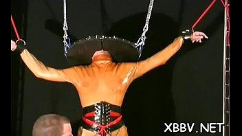 Fre porn vedios - Tit torture fetish play for yielding amateur woman