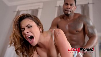 Black models lingerie Breath-taking model ani blackfox cant resist photographers big black cock gp660