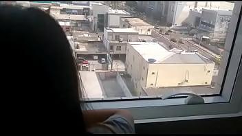 Strawbecouple transando após pernoite no hotel