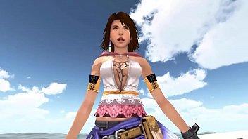 Yuna rikku paine nude Yuna final fantasy x 10 pov