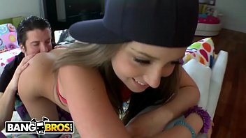 BANGBROS - Mike Adriano Eating PAWG Remy LaCroix's Ass With Gusto