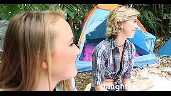 Horny Daughters Fuck Dads on Camping Trip   DaughterLust.com Vorschaubild