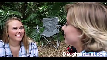 Horny Daughters Fuck Dads on Camping Trip  |DaughterLust.com 7分钟