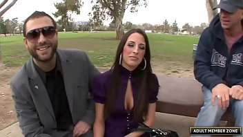 fucked wife guy a by pro watches big-boobed