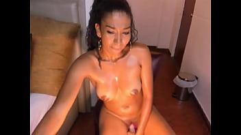 Beautiful Ebony Webcam