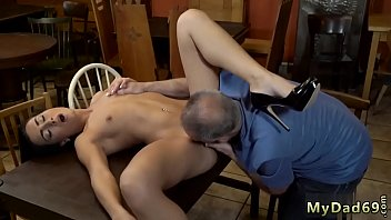 Retro daddy Can you trust your girlduddy leaving her alone with your