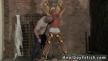 Circumcision of boys in bondage and public gay male Slave Boy Made To