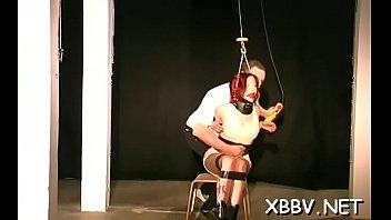 Intense tits torment fetish