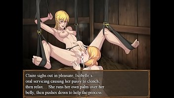 The game adult Claires quest rehauled: chapter 23 - claires raunchiness at the ranch
