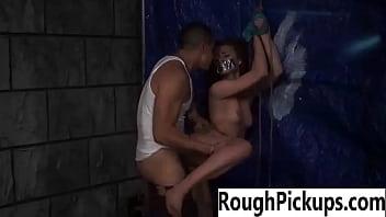 Teen rough sex